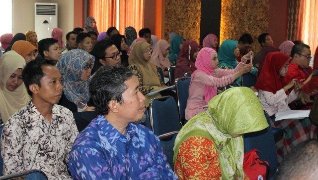 Peserta Seminar Internasional Magister PBI UAD